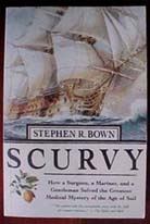 Stephen Bown: Scurvy